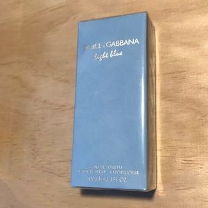Dolce & Gabbana Light Blue EDT 3.3oz